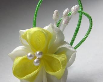 Narcissus Lapel Pin