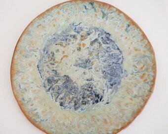 Round Ceramic Platter