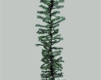 Vickerman 9' Canadian Pine Artificial Christmas Garland, Unlit