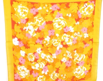 Vintage foulard made in italy, 1970s
