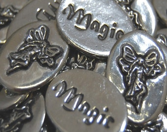 Fairy Magic Inspiration Coins - SET OF 10