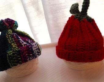 Fruit Caps/Cinch Hats for Babies