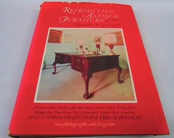 Reproducing Antique Furniture