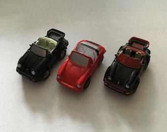 Micro Machines vintage rare Porsche lot