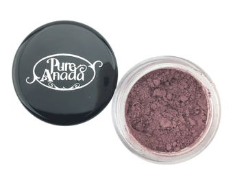 Matte Eye Colour  - Plum, Loose Mineral, Dusty Rose, Deep Rose