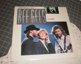 Bee Gees One For All Tour Live sealed Laserdisc 1992