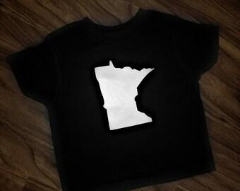 Minnesota Toddler Shirt