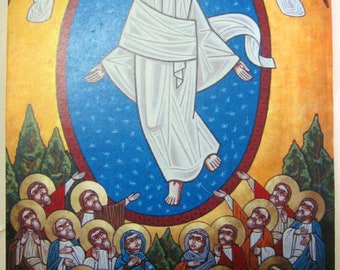 Ascention of the Lord