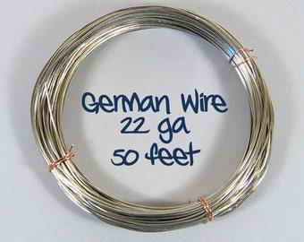 22ga 50ft DS German Wire