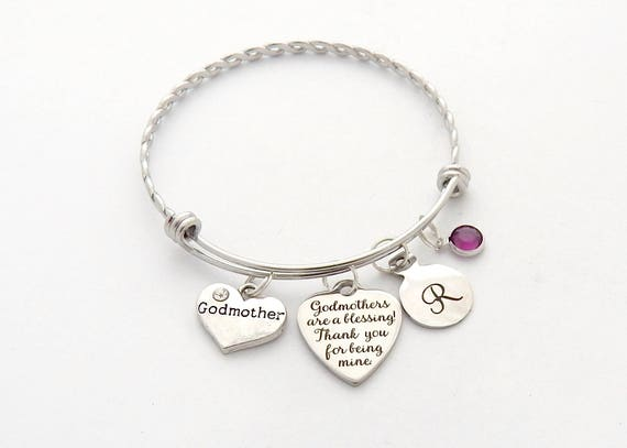 godmother gift dp between goddaughter bracelet baptism love ensianth and gifts communion a the
