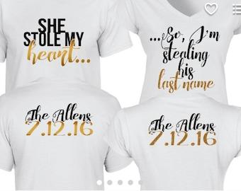 Anniversary shirts