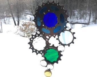 Bike Gear Sunactacher in blue