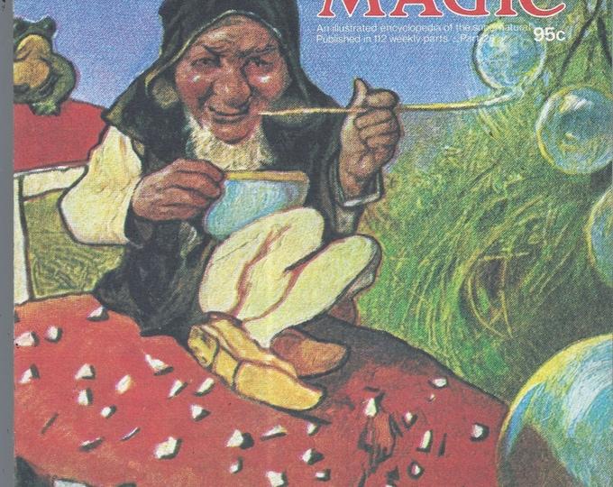 Man, Myth and Magic Part 26 Magazine by Richard Cavendish 1970