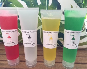 Scented Shower Gel - Choose from over 50 fragrances!