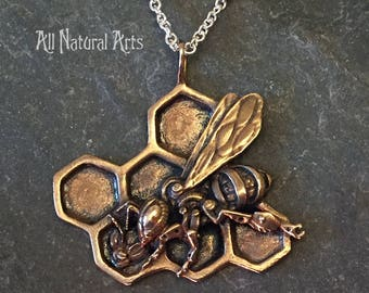 The Honey Bee (Bronze)