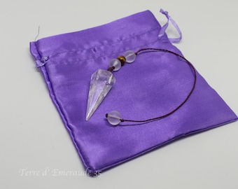 Quartz Crystal pendulum
