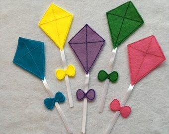 5 Little Kites