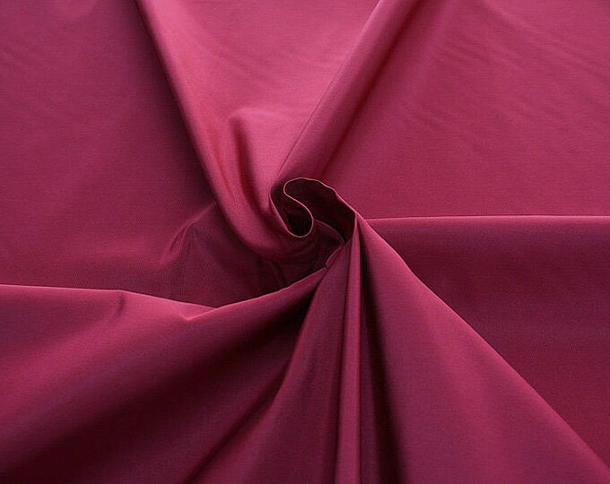 885113-natural silk fault 100%, width 135/140 cm, made in Italy, dry cleaning, weight 154 gr