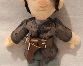 Arya Stark Game of Thrones plush toy