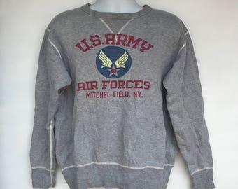 Vintage us army Air Force sweatshirt