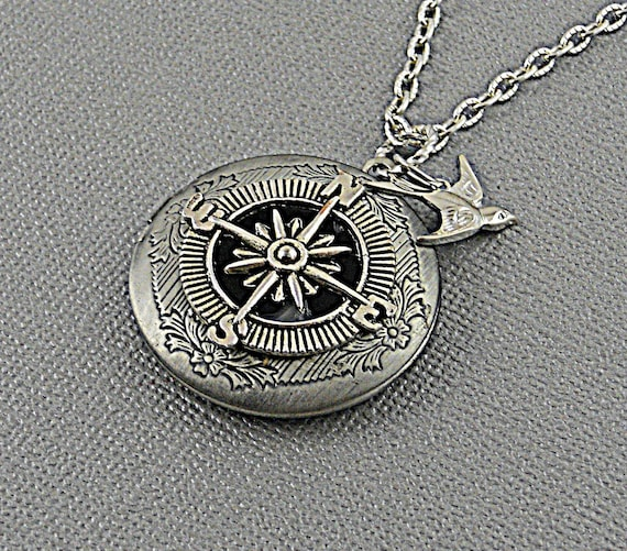 and christopher locket necklace chain lockets l gold st women mens silver for jewellery necklaces