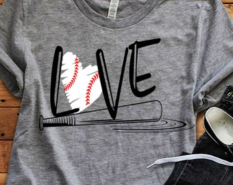 Baseball SVG, Baseball mom SVG, Softball Svg Baseball shirt design, Softball, baseball love cut SVG, Eps, Dxf, Eps, Cricut, Silhouette