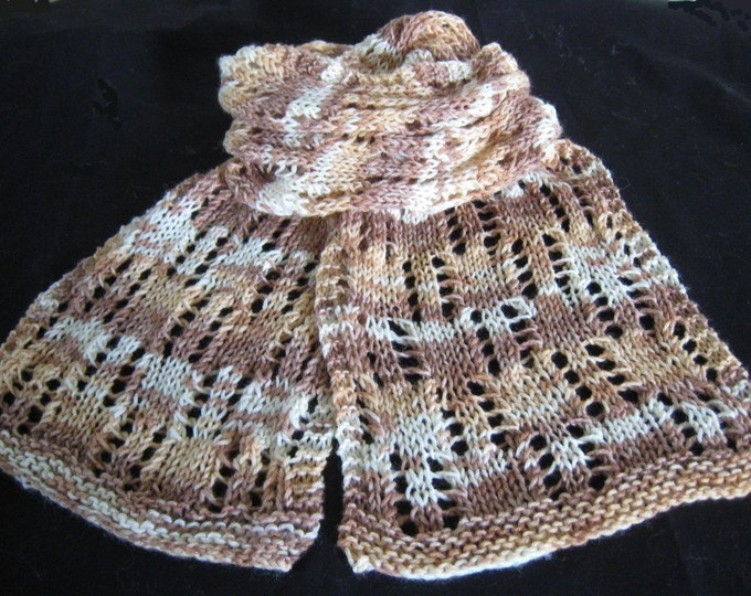 Five Shetland Lace Scarves by Elizabeth Lovick (pdf pattern) - instant download