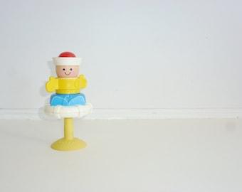 Vintage Fisher Price Bath Toy