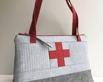 Medicine Bag  Medicine Pouch First Aid Bag First Aid Pouch Travel Bag Travel Tote Travel Pouch Gym Bag Travel Bag Cosmetic Bag Pouch
