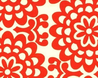 1 yard - Cherry Amy Butler Wall FLower - AB17
