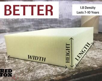 Upholstery Foam - High Density (1.8)