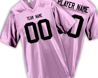 Overtime Women's & Girls Fan Wear Custom Football Jersey with Your Names and Numbers 17 Colors Available!