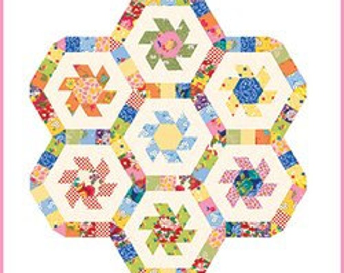 English Paper Piecing Pack No. 16