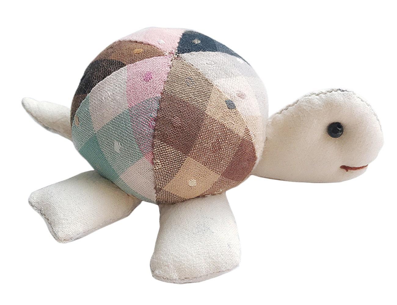 Schildkröte Pin Kissen Nähen Projektkits für Anfänger Quilten
