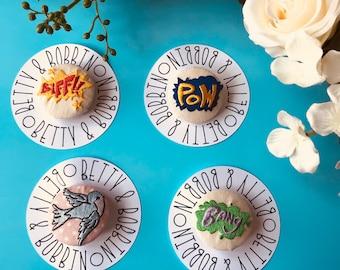 Handmade Embroidered Brooch