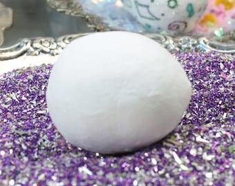"Spun Cotton Eggs - 2"" - Set of 10 - 6-100-2500"