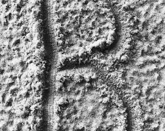 Beach theme Alphabet photography - Alphabet photos - Alphabet print - Photo letter - Name pictures - Name photographs - Letter photograph