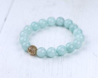 Natural Stone Bracelet Gemstone Bracelet