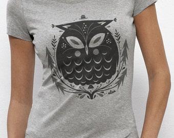 MISTER OWL T-Shirt Girls