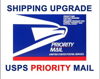 United States Postal Service International Priority Versand