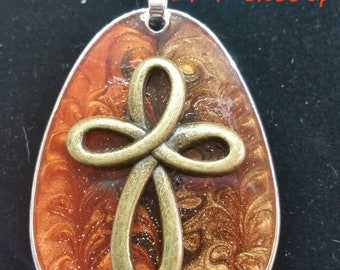 Steampunk Jewelry Necklace