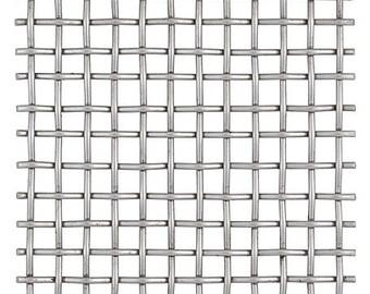Firing Rack for Kiln Firing - Stainless Steel - 3X3 Inch - Jewelry Making Tool - Enameling Rack