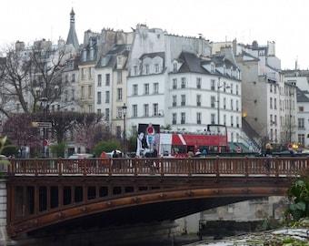 """Photo Art Paris """"DOUBLE bridge"""""""