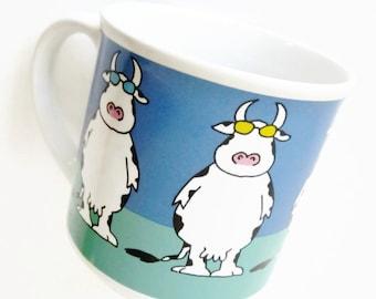 Sandra Boynton Mug UDDER COOL COWS