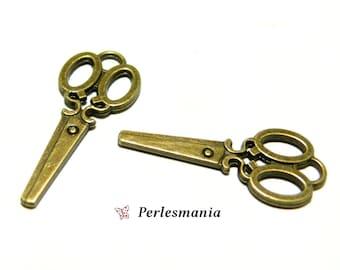 Hobby: 10 chisel 2Y6505 bronze charm pendants