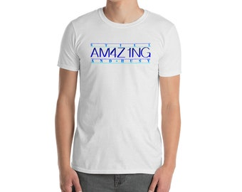 Amazing shirt with the text still amazing an busy
