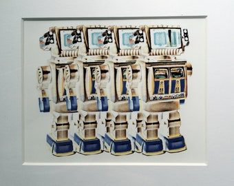 "Robot Series ""untitled 001"""