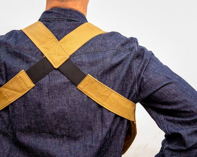 Kaki Body Wallet , Waterproof Holster Bag, Festival Shoulder Holster, Pocket Vest