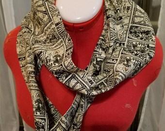 Zelda infinity scarf