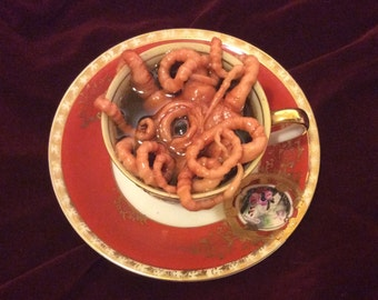 Travesty in a Teacup - Millicent Teagazer